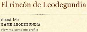Leodegundia