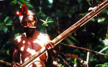 Tribu Papúa Nueva Guinea