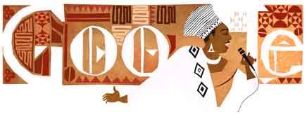 81º aniversario del nacimiento de Miriam Makeba