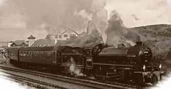 Tren antiguo