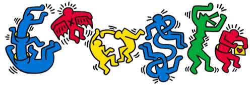 54 aniversario del nacimiento de Keith Haring