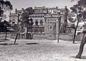 Castillo Palomar en Zaragoza