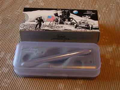 El bolígrafo más confiable del mundo, con tecnología de la NASA