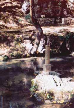Nacimento del rio Ebro