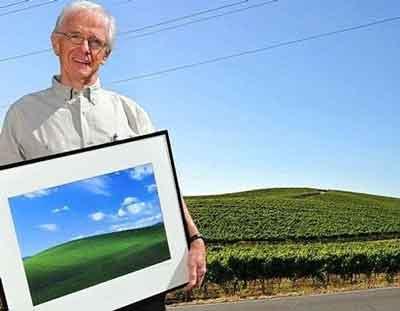Fondo de pantalla de Windows XP