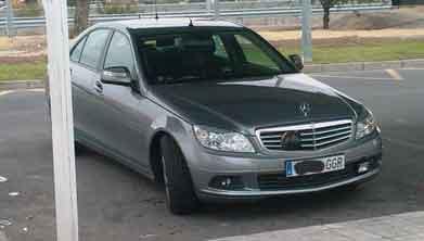 Radares en Mercedes