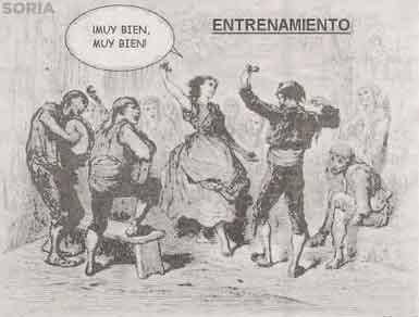 Entrenamiento del Granada