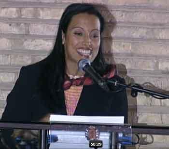 Pregón fiestas del Pilar 2012