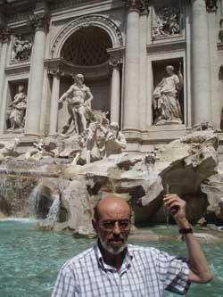 Unjubilado esperando volver a Roma