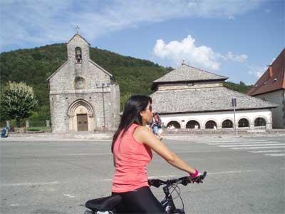 Preparando el camino de Santiago