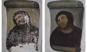 Antes y después del Ecce Homo