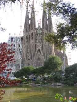 Fachada del Nacimiento, Sagrada Familia (Barcelona)