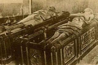Momias de los amantes de Teruel