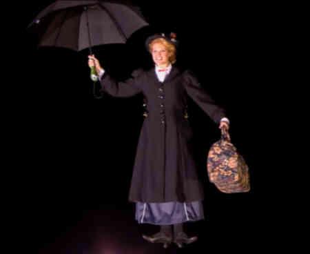 Supercalifragilisticexpialidocious (Mary Poppins)