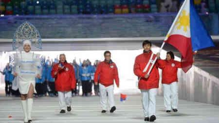Michael Christian Martínez es el único atleta filipino en Sochi 2014