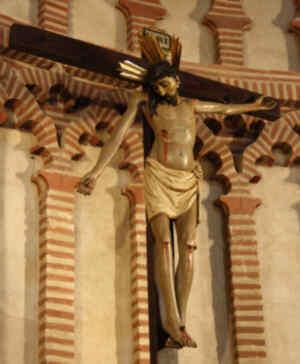 La leyenda del Cristo de la Vega