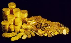 Monedas de oro peruanas
