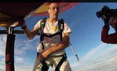 Paracaidismo sin paracaídas