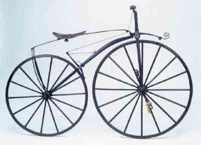 Bicicleta de Michaux
